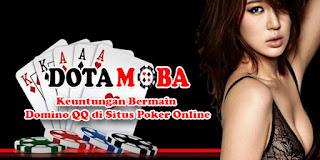 Keuntungan Bermain Domino QQ di Situs Poker Online