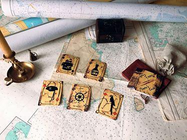 Пиратские игральные карты