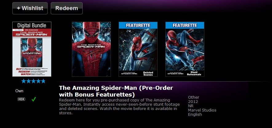 The Amazing Spiderman LImited Edition Mask Gift Set