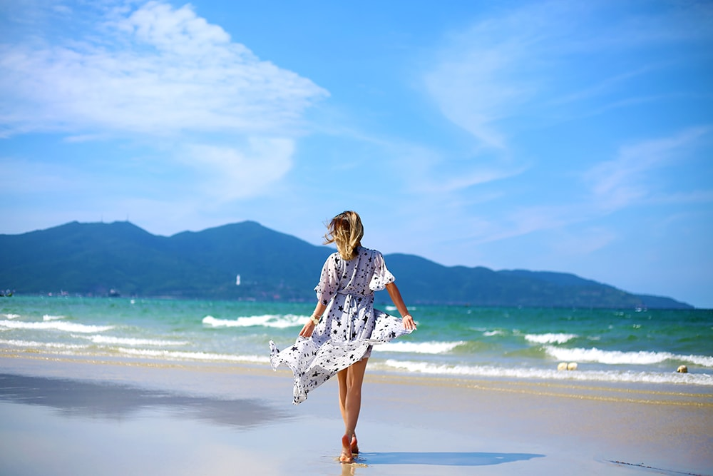 Crystal Phuong- Travel Blog- My Khe Beach, Da Nang