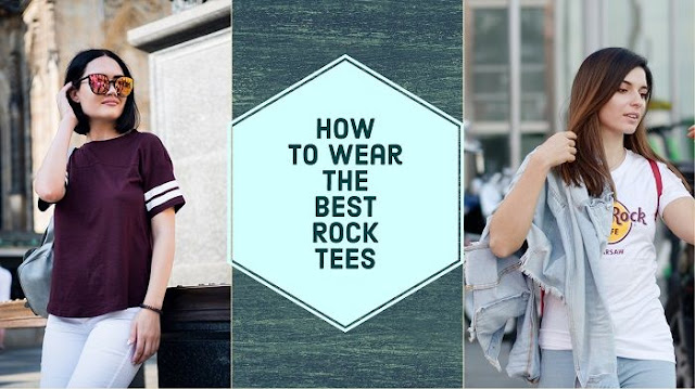 How To Wear The Best Rock Tees