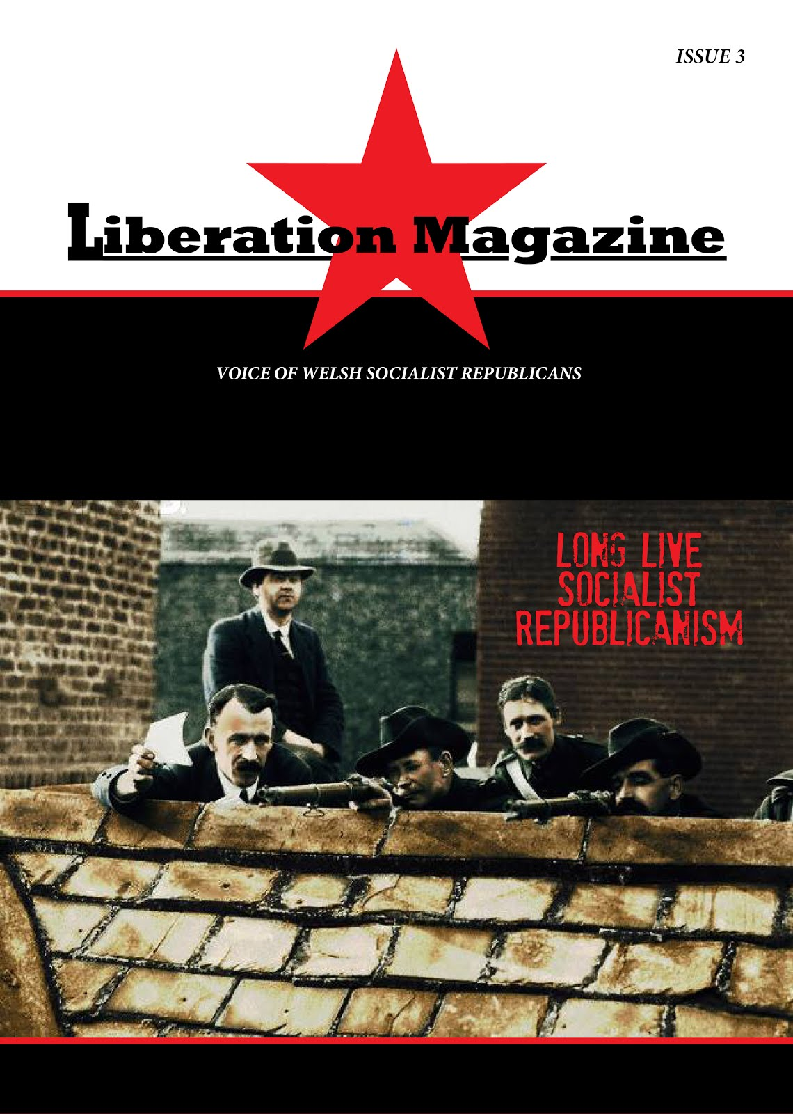 Liberation - Issue 3