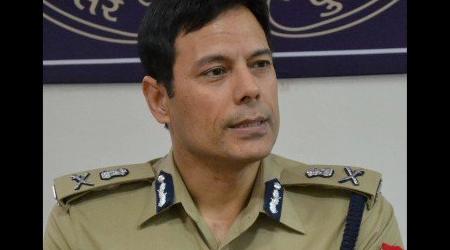 आईपीएस दलजीत सिंह चौधरी