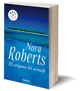 Reseña: El estigma del arrecife ~ Nora Roberts