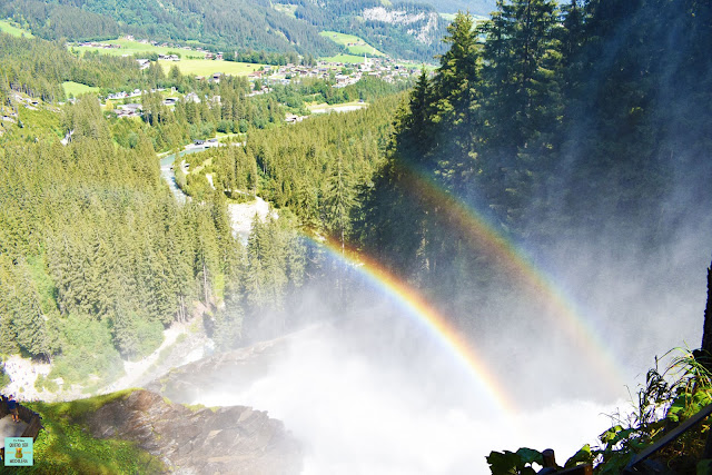 Cataratas Krimml en Austria