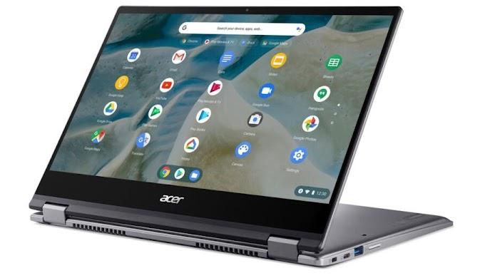 مواصفات حاسب كروم بوك Chromebook Spin 514