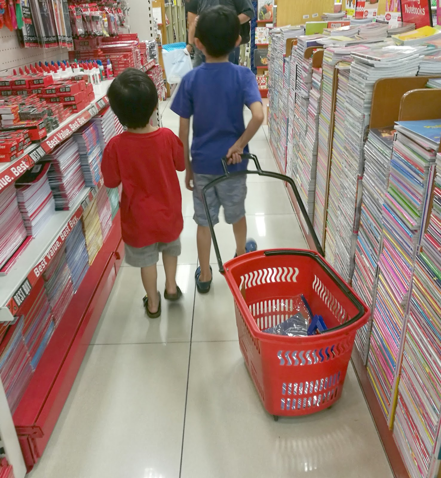 Fun back-to-school shopping with NBS! - ARTSY FARTSY AVA