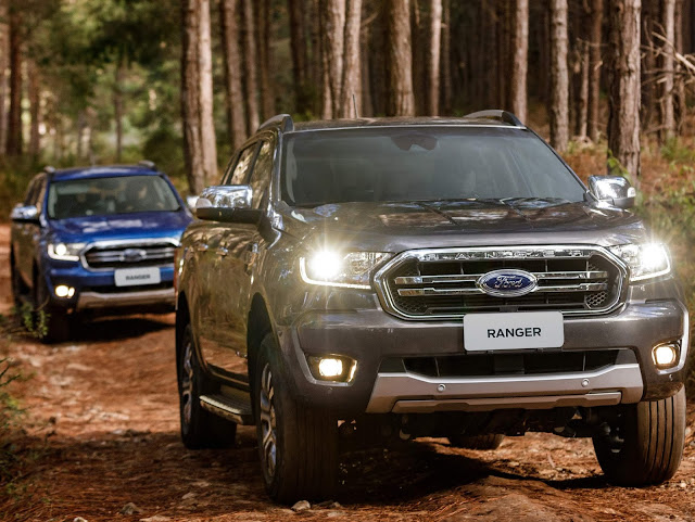 Novo Ford Ranger 2020 Limited