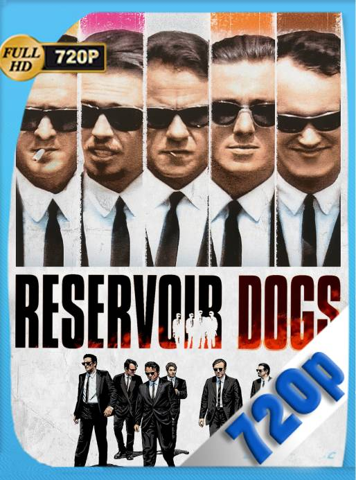 Perros de Reserva (1992) BRRip 720p Latino [GoogleDrive] Ivan092
