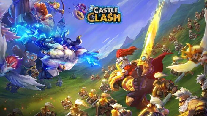 castle clash apk download