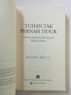 Penulis Regina Brett