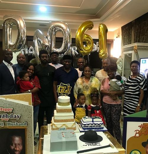 Photos From Jonathan's 61st Surprise Birthday Celebration