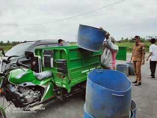 Program Sampah Keliling Kuala Jambi Akan Beroperasi