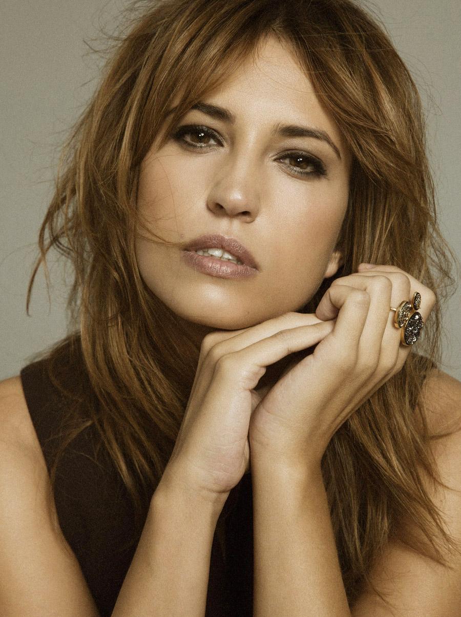 Sandra S Closet: Pablo Curto: Women X Glamour Spain