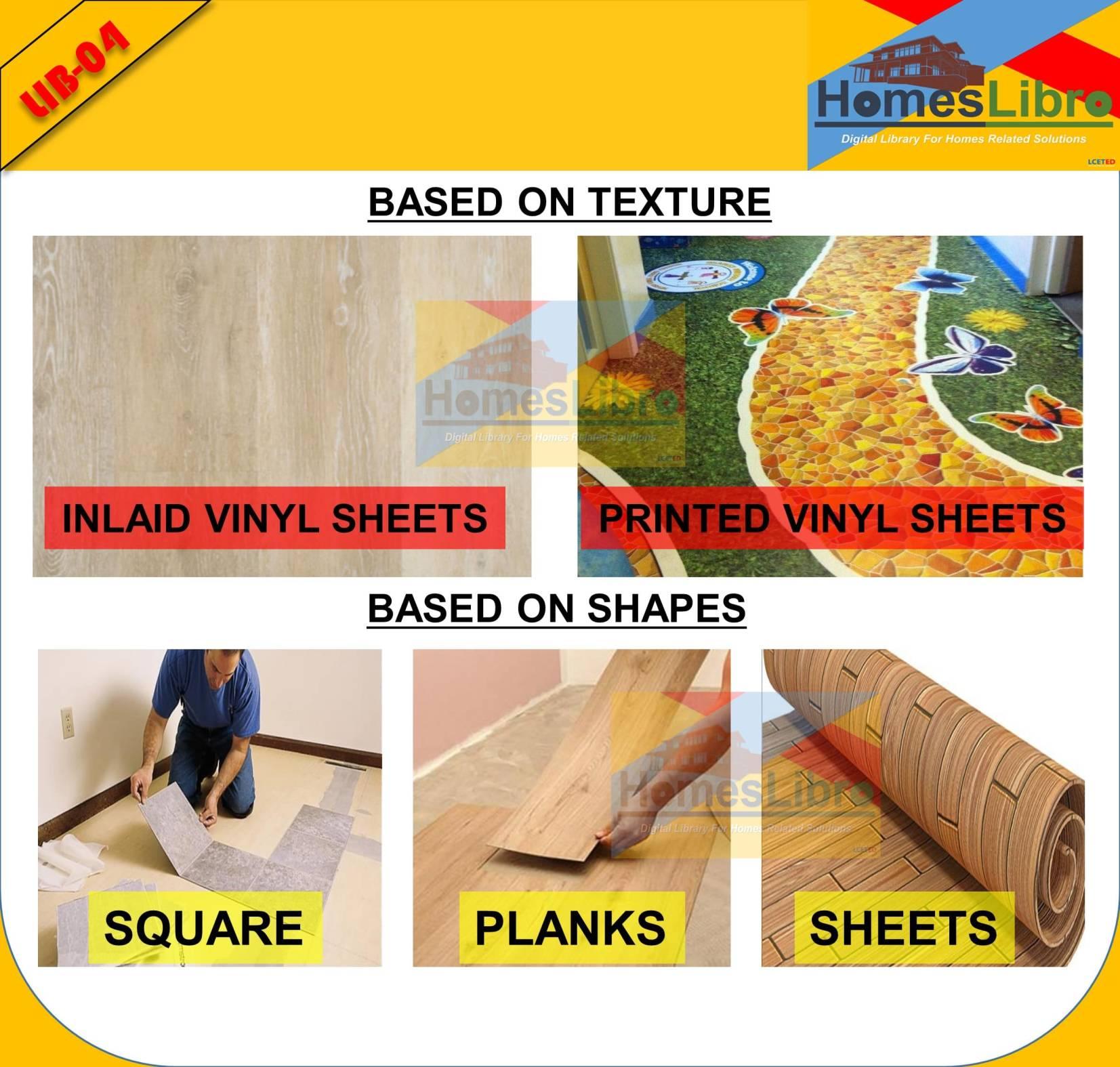 what is vinyl flooring?