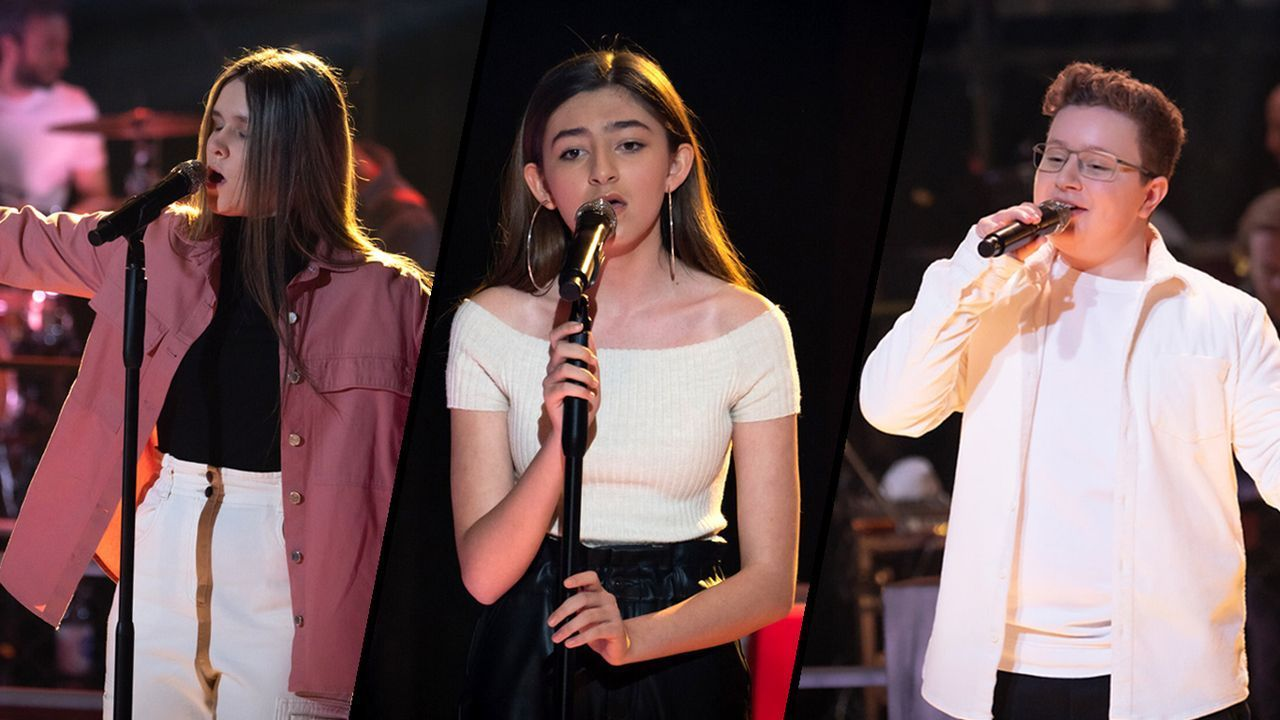Elisas & Stimme & Constanzes - Skyfall || The Voice Kids 2021