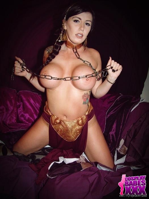 Star Wars Princess Leia Porn