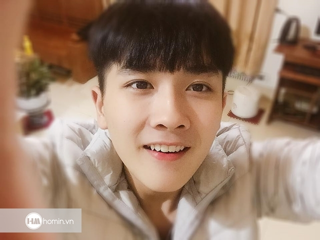 hot face Trần Hoàng 4