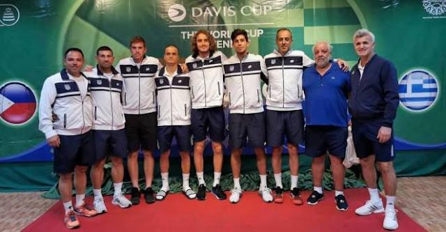 Αγκαλιά με την πρόκριση η Εθνική Ομάδα Αντισφαίρισης στη Μανίλα