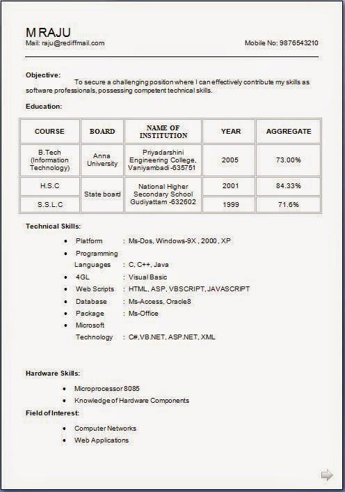 biodata format doc - Baskanidai - matrimonial resume format
