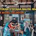 Makan di Restoran D'Istana Baloh Jembal, Kota Bharu, Kelantan.