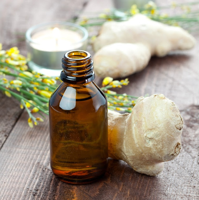 how to make ginger oil for hair