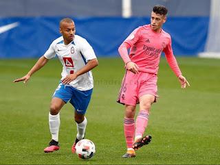 Ya tenemos fecha para el Real Madrid Castilla-Rayo Majadahonda.