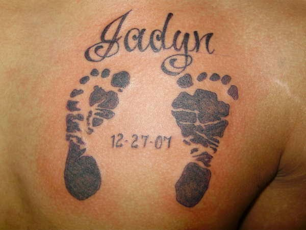 Valkyrie Tattoo Shop: Footprints Tattoos
