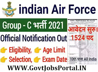 indian airforce jobs