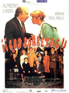 Los porretas | 1996 | Cartel de cine
