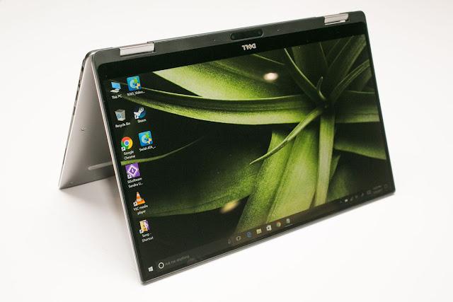 Dell XPS 13 2'si bir arada