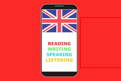 5 Aplikasi untuk Belajar Bahasa Inggris di Android Terbaik 2020