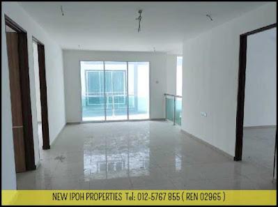 IPOH GUNUNG RAPAT GERBANG MAJU RAPAT 2-1/2STY SEMI-D NEW HOUSE FOR SALE ( R07123 ) - RM 950K (Neg)