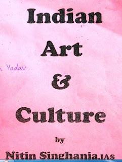 Nitin Singhania Art and Culture PDF
