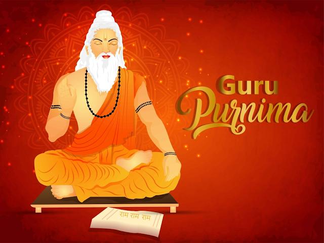 Guru Purnima Images Pics Photos for facebook DP 2019
