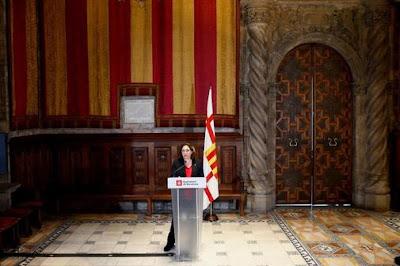 colau, barcelona, gratis, detenidos, independentismo