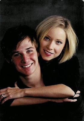 Micol Merriman with her ex-husband