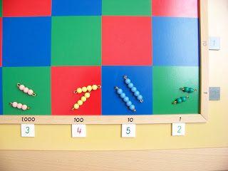 Checkerboard Montessori