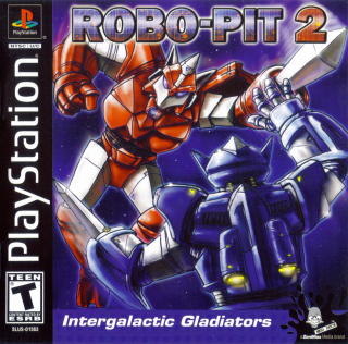 Robo Pit 2 - PS1 - ISOs Download