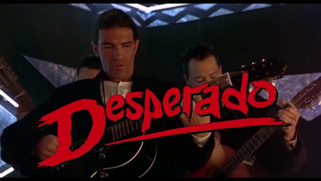 Cancion del Mariachi Flamenco Guitar TAB Antonio Banderas | DESPERADO