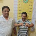 Menjual Narkoba Kepada Polisi, Seorang Kuli Bangunan diAmankan