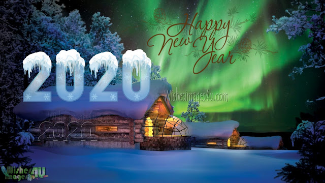 New Year 2020 4K Ultra HD Wallpapers Download