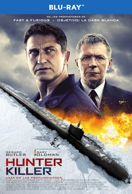 Hunter Killer 2018 BD25 Latino
