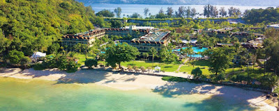Horizontes majestuosos vacaciones negocios