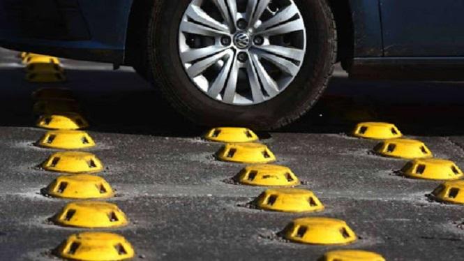 Analizan propuesta de reductores de velocidad en el tránsito