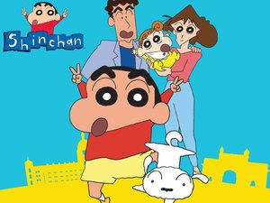 list of best cartoons of all time shinchan