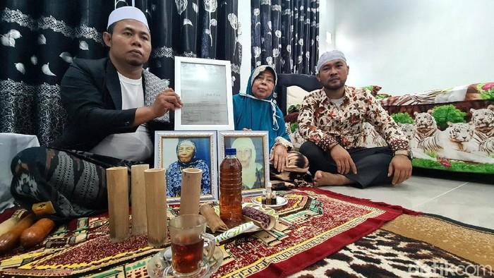 Keluarga Mak Erot Tagih Janji Eks Menkes Terawan Terkait Wisata Kesehatan