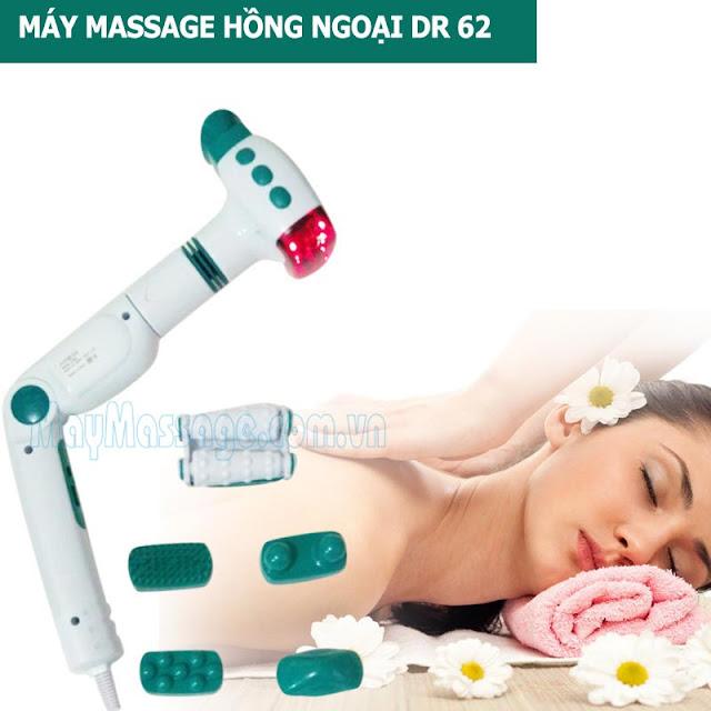 Máy massage hồng ngoại DR 62