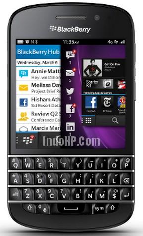 spesifikasi - harga blackberry Q10