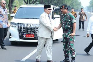 Prabowo Tak Ambil Gaji Menhan, Netizen: Masya Allah